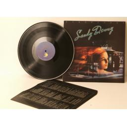 SANDY DENNY, rendezvous. Great copy. Very rare. First UK pressing 1977. Matri...