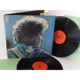 BOB DYLAN more greatest hits, gatefold, double album, S 67239