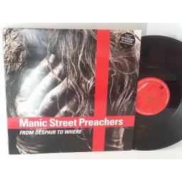 SOLD: MANIC STREET PREACHERS from despair to where