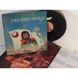 CAT STEVENS greatest hits WITH CALENDER POSTER, ilps 9310