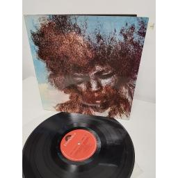 "JIMI HENDRIX, the cry of love, 2480 027, 12"" LP"