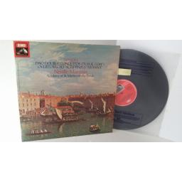 HANDEL, MARRINER two double concertos, ASD 3182