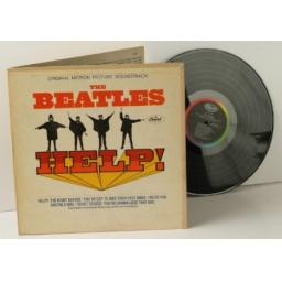 THE BEATLES, HELP Original motion picture sound track. Without composer credi...