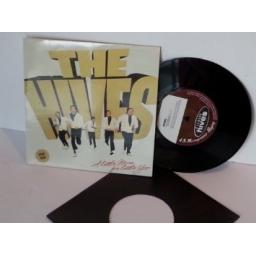 THE HIVES a little more for little you, 7 inch single