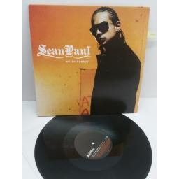 SEAN PAUL we be burnin', 7567 93929 0