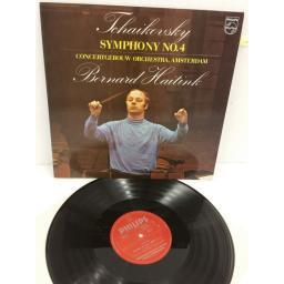 BERNARD HAITINK / TCHAIKOVSKY symphoy no. 4, 6500 012