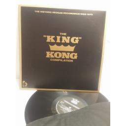 THE KING KONG COMPILATION The Historic Reggae Recordings 1968-1970 MAYTALS, MELODIANS, TYRONE EVANS, PIONEERS, DELROY WILSON ETC IRSP12