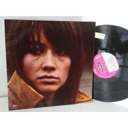 FRANCOISE HARDY francoise hardy sings in english, VRL 3025