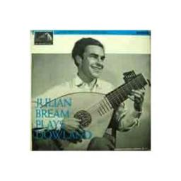 SOLD: JULIAN BREAM, PLAYS DOWLAND