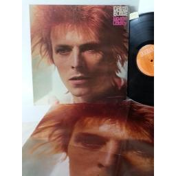 DAVID BOWIE space oddity, LSP 4813, includes poster