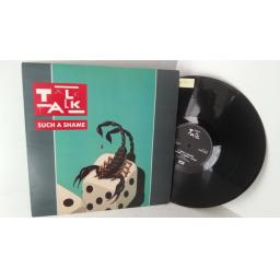 TALK TALK such a shame, 12 inch single, 12EMI5433