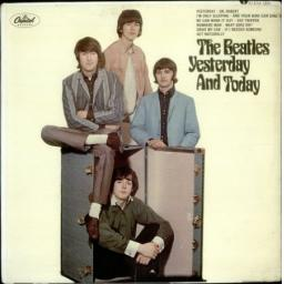 BEATLES. Yesterday And Today