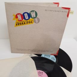"NOW THAT'S WHAT I CALL MUSIC 9, NOW 9, 2X12"" LP, compilation"