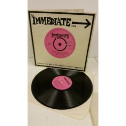 SMALL FACES, THE TURTLES, FLEETWOOD MAC the immediate story, gatefold, V2165