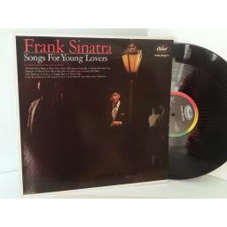 FRANK SINATRA songs for young lovers, ED 2600741