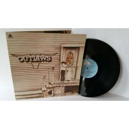 THE OUTLAWS outlaws, gatefold, ARTY 115