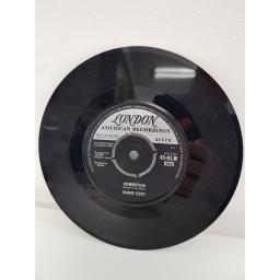 DUANE EDDY, kommotion, side B theme for moon children, HLW 9225, 7'' single