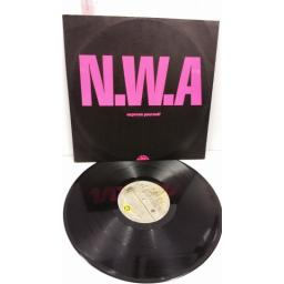 N.W.A express yourself, 12 BRW 144