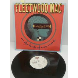 FLEETWOOD MAC IN THE BACK OF MY MIND 12 inch EP W9739T