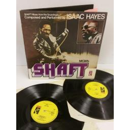 ISAAC HAYES shaft, 2 x vinyl, gatefold, 2659 007