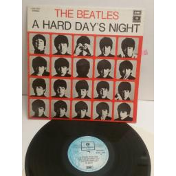 "THE BEATLES a hard day's night. Colonna sonora originala del film ""tutti per uno"" C06404145"