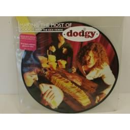 DODGY WITH THE KICK HORNS making the most of, 7 inch single, picture disc, limited edition number: 2935, 580 986-7.