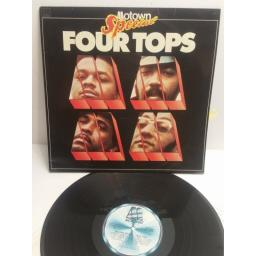 THE FOUR TOPS motown special STMX6004