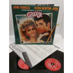 VARIOUS ARTISTS INCLUDING JOHN TRAVOLTA OLIVIA NEWTON-JOHN bande originale du film grease, 2658 125
