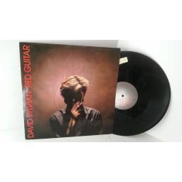 DAVID SYLVIAN red guitar, 12 inch single, VS633-12