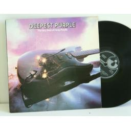 DEEP PURPLE, Deepest Purple the very best of Deep Purple.