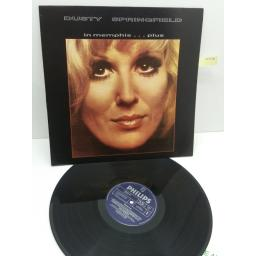 DUSTY SPRINGFIELD in memphis... plus, PRICE 83
