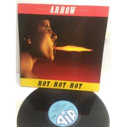 ARROW hot hot hot CHR1434 PROMO COPY