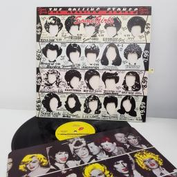 "THE ROLLING STONES, some girls, 12"" LP, CUN 39108"