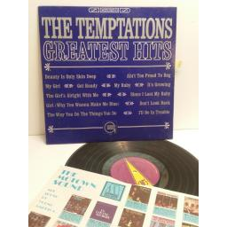 THE TEMPTATIONS greatest hits the sound of young America GORDY 919