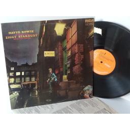 DAVID BOWIE the rise and fall of ziggy stardust and the spiders from mars, SF 8287