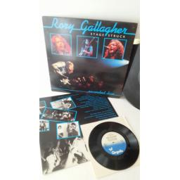SOLD: RORY GALLAGHER stage struck, CHR 1280, includes free single hellcat