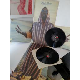 ISSAC HAYES black moses, sleeve folds out into giant poster, double album, ENS 5003