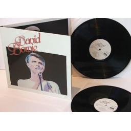 SOLD DAVID BOWIE, collection blanche.