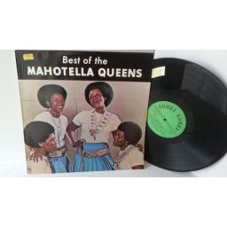 MAHOTELLA QUEENS best of the mahotella queens, BL 123