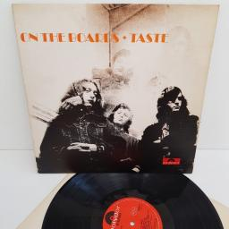 "TASTE, on the boards, 583 083, 12"" LP"