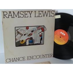 RAMSEY LEWIS chance encounter, CBS 25057