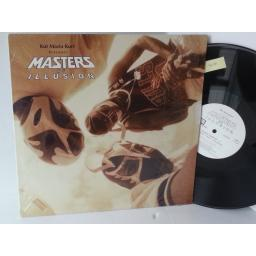 MASTERS OF ILLUSION partnas confused / magnum be i, COPA 006