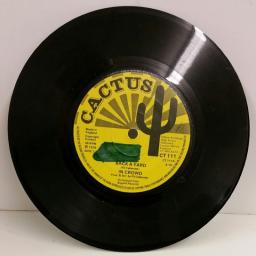 IN CROWD back a yard, 7 inch single, CT 111