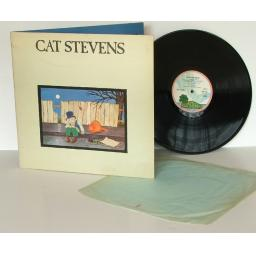 CAT STEVENS teaser and the fire cat.