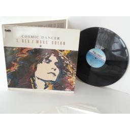 T.REX, MARC BOLAN cosmic dancer, vinyl LP, gatefold