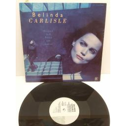 "BELINDA CARLISLE heaven is a place on earth 12"" version, VST 1036"
