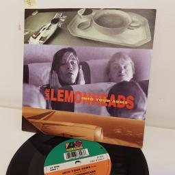 "THE LEMONHEADS, into your arms, B side miss otis regrets, A7302, 7"" single"