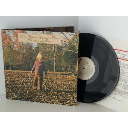 THE ALLMAN BROTHERS BAND brothers and sisters, K47507, gatefold.