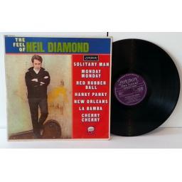 SOLD NEIL DIAMOND the feel of neil diamond