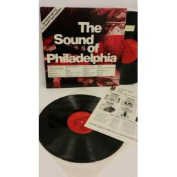 BILLY PAUL, LOU RAWLS, THE INTRUDERS the sound of philadelphia, 2 x lp, P 13926